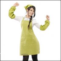 Buy cheap 100% Spun Polyester Non Woven Apron for Home Use , 150gsm to 230gsm from wholesalers