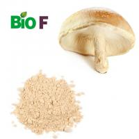 Buy cheap Pure Vegetable Extract Powder Shiitake Mushroom Powder 10% ~ 50% Polysaccharide from wholesalers
