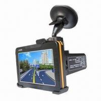 Buy cheap 4.3-inch Touchscreen Portable GPS Navigator with 480 x 272 Pixels Resolution from wholesalers