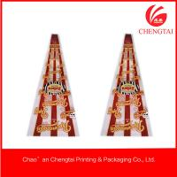 Buy cheap Cone Shaped Bags , Custom Shaped  Pouches For Popcorn / Chips / Candy from wholesalers
