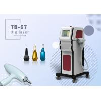 Buy cheap Multi Functional Nd Yag Q Switch Laser Tattoo Removal Machine With Water Cooling from wholesalers