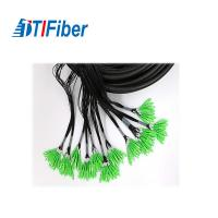 Buy cheap LC APC Connector Single Mode Fiber Pigtails Multi - Core For Communication product