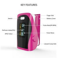 Buy cheap BEST SELLER PROMISE Factory Fingertip Pulse Oximeter/Anti-scratching display /6 display modes from wholesalers