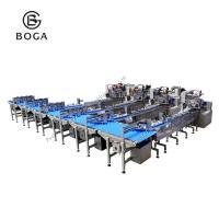 Buy cheap Flexible Bag Length Biscuit Packing Machine / Biscuit Wrapping Machine factory from wholesalers