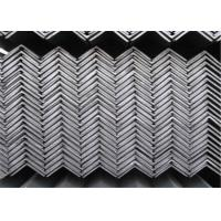 Buy cheap Mild Steel Equal Angle Structural Steel Sections A36 A572 Gr50 Standard product