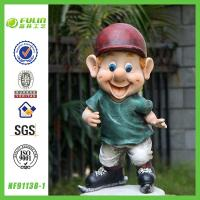 Buy cheap Polyresin Decoration Garden Gnomes For Sale from wholesalers