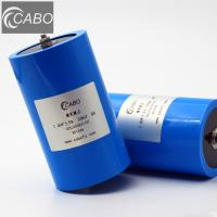 China CABO MKMJ-C series axial pulse capacitor film high voltage (3kV-50kV) on sale