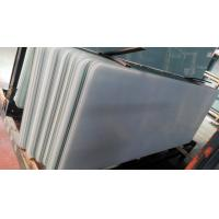 Buy cheap 10mm thick panel clear/ultra clear/tinted/stained/colored tempered glass for commercial building from wholesalers