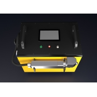 Buy cheap Single Phase 220VAC Handheld 60W Laser Cleaning Machine product
