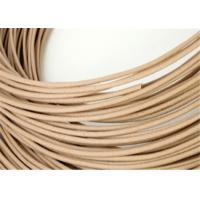 Buy cheap 2.85mm Wood 3D Printer Filament , Durable 3D Printing Wood Filament product