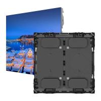 Buy cheap China factory Taiwan chip rental P4 Light Super slim /ultra thin Die-casting stagebackdrop led screen for concert from wholesalers