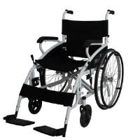 Buy cheap big wheel manual wheel chair for disabled people SLY117 from wholesalers