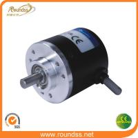 Buy cheap 400 ppr 38mm Incremental Optical Encoder Solid Shaft from wholesalers