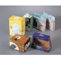 Buy cheap Promotional Packaging Boxes, Embossing corrugated box for electronics toy product