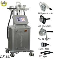 Buy cheap High Power 50K Cavitation / Ultrasonic Cavitation Machine/ Vacuum Cavitation Slimming Machine from wholesalers