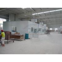 Buy cheap Full Downdraft Furniture Spray Booth from wholesalers