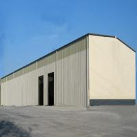 Buy cheap factory warehouse prices prefabricated Steel structure prefab steel building with Q345, Q235 etc from wholesalers