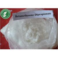 Buy cheap CAS 5593-20-4 Pharmaceutical Raw Steroid Powder Betamethasone Dipropionate from wholesalers