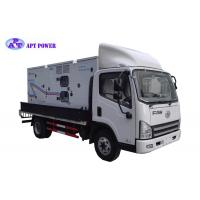 China 400Hz Frequency Aircraft Ground Power Unit , Mobile Diesel Generator Weatherproof on sale