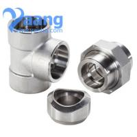 Buy cheap stainless steel Socket Welding pipe Fittings from wholesalers