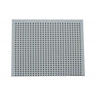Buy cheap Roof Ceiling Perforated Aluminum Mesh Soundproof Durable Machinability from wholesalers