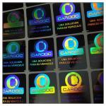 Buy cheap Custom hologram sticker made in guangzhou, custom hologram sticker from wholesalers