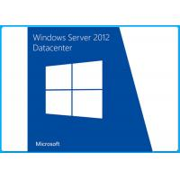 Buy cheap 64 Bit Microsoft Windows Server 2012 Datacenter Standard DVD Retail Box COA License from wholesalers