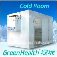 Buy cheap Dairy / Butchery Detachable Cold Storage Room 0 - 10 °C With Fin Type Evaporate from wholesalers