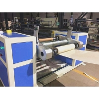 Buy cheap Thermoforming Rigid PVC Sheet Extrusion Line 450kg/H Good Plasticization from wholesalers