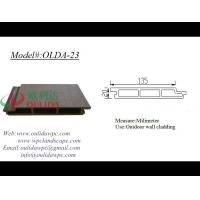 Buy cheap Plastic wood exterior wall cladding OLDA-23 135*20mm from wholesalers