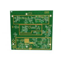 Buy cheap 6 Layer Rogers 4350B+FR4 PCB TG170 Material Copper High frequency PCB Power Amplifier professional manufacturer from wholesalers