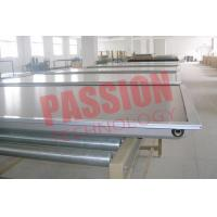 Eco Friendly Solar Plate Collector , Hot Water Solar Collector Rock Wool Insulation