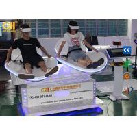 Buy cheap 360 Degree Sliding Roller Coaster Virtual Reality Motion Simulator product