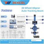 Buy cheap Turntables Auto Trucking Beam T268 3d Wheel Alignment from wholesalers
