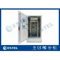 "Buy cheap IP65 19"" Heat Insulation Outdoor Telecom Cabinet With DC48V Cooling System For Base Station from wholesalers"