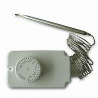 Buy cheap L-style Thermostat with 1,800mm Capillary Length and IP43 Protection Grade from wholesalers