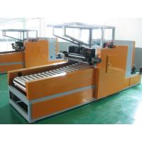 Buy cheap Fully automatic Aluminium Foil Rewinding Machine with CE Siemens PLC from wholesalers