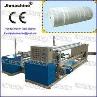 Buy cheap Hot sale Automatic Non Woven Slitter Rewinder Machine for Tissue Paper Production Line from wholesalers