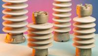 IEC station post porcelain insulator