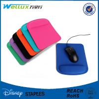 Buy cheap Mouse Pads With Gel Wrist Support from wholesalers