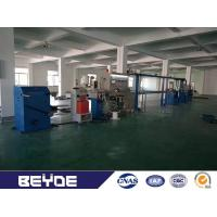 Buy cheap Physical Foam Extrusion Coaxial Cable Making Machine , Cable Manufacturing Machine 25+45+30 from wholesalers
