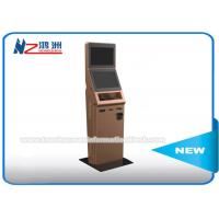 Buy cheap Self Service Card Dispenser Digital Signage Kiosk Lcd Touch Screen Stand Alone from wholesalers