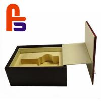 Buy cheap Large Size Recyclable Materials For Packing Wine Foam Lined Cardboard Boxes from wholesalers