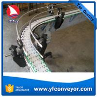 Buy cheap Flexible Plastic Slat Chain Conveyor from wholesalers