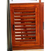 Buy cheap 30 series aluminum louver glass window from wholesalers
