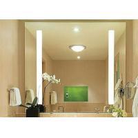 Custom Size One Way Mirror Tv , Anti - Fog Bathroom Television Mirror