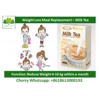 Buy cheap Healthy Food Meal Replacement Diet Slimming Milk Tea For Effective Reduce Weight from wholesalers