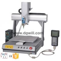 Buy cheap Easy Set Automated Dispensing Machines LCD Teach Pendant 300X*300Y*100Z Mm from wholesalers
