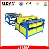 Buy cheap BLKMA Square HVAC Air Duct line III Fabrication Machine from Factory from wholesalers