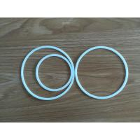 Buy cheap Anti- Aging PTFE Flat Washer / Teflon Coated Washers Free Sample Available from wholesalers